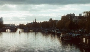 location – the Amstel River